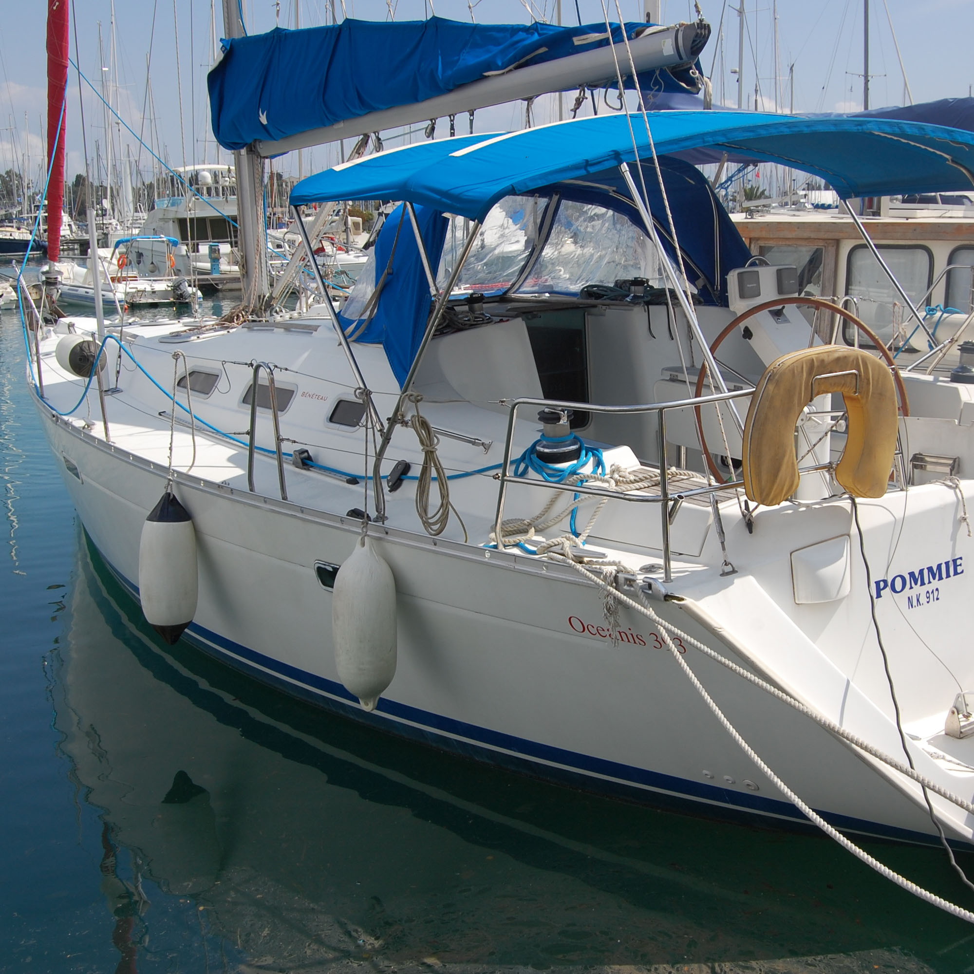 Beneteau Oceanis 393 clipper 2005