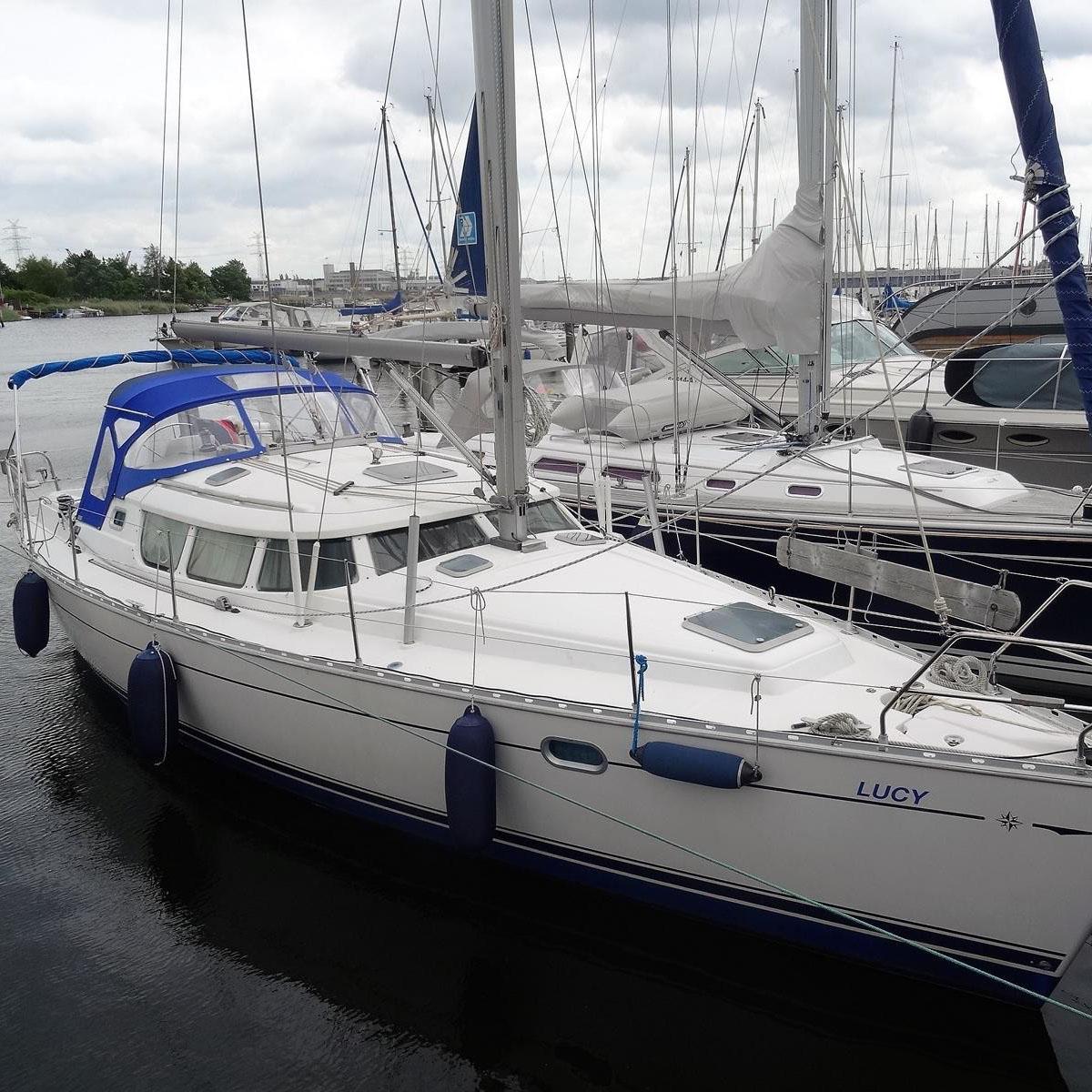 Jeanneau Sun Odyssey 40 2000