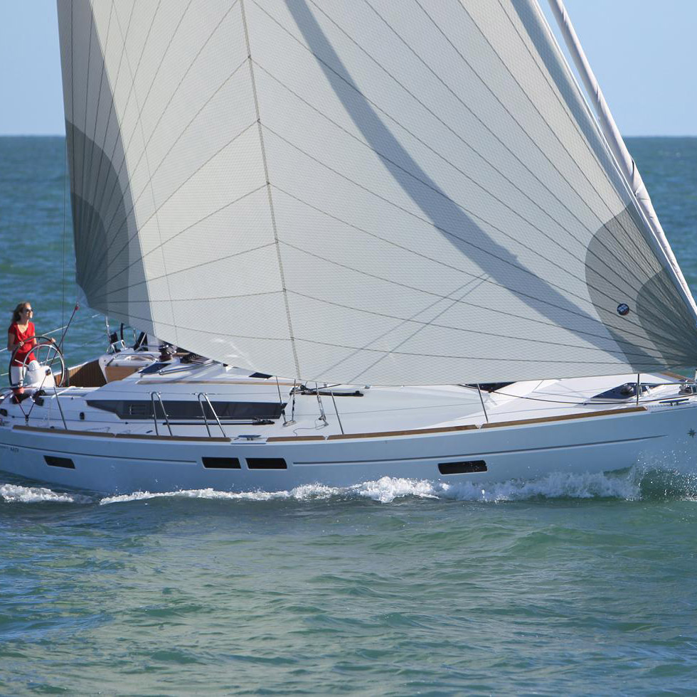 Sun Odyssey 469 karagiannis